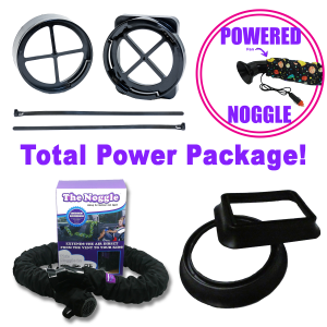 Powered Noggle Package